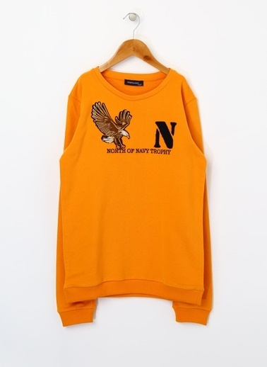 North Of Navy Sweatshirt Hardal